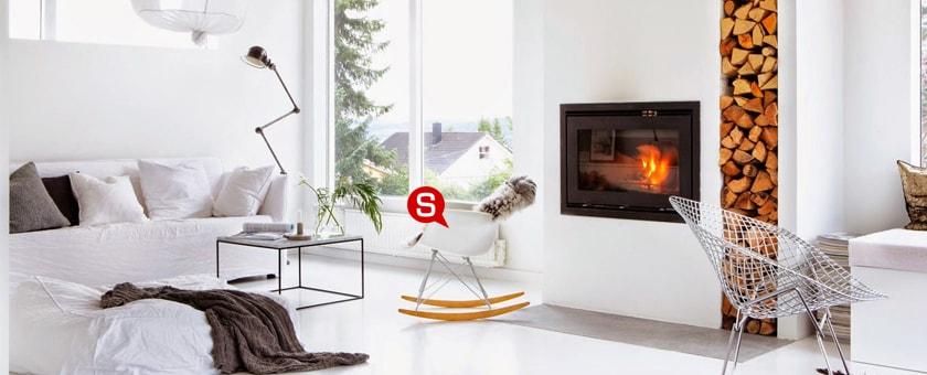 Scandi Interiors, Scandinavian Style Furniture | Selseyliving.co.uk
