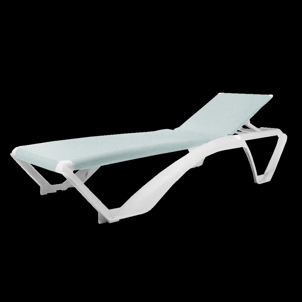 Marina Beige Deckchair