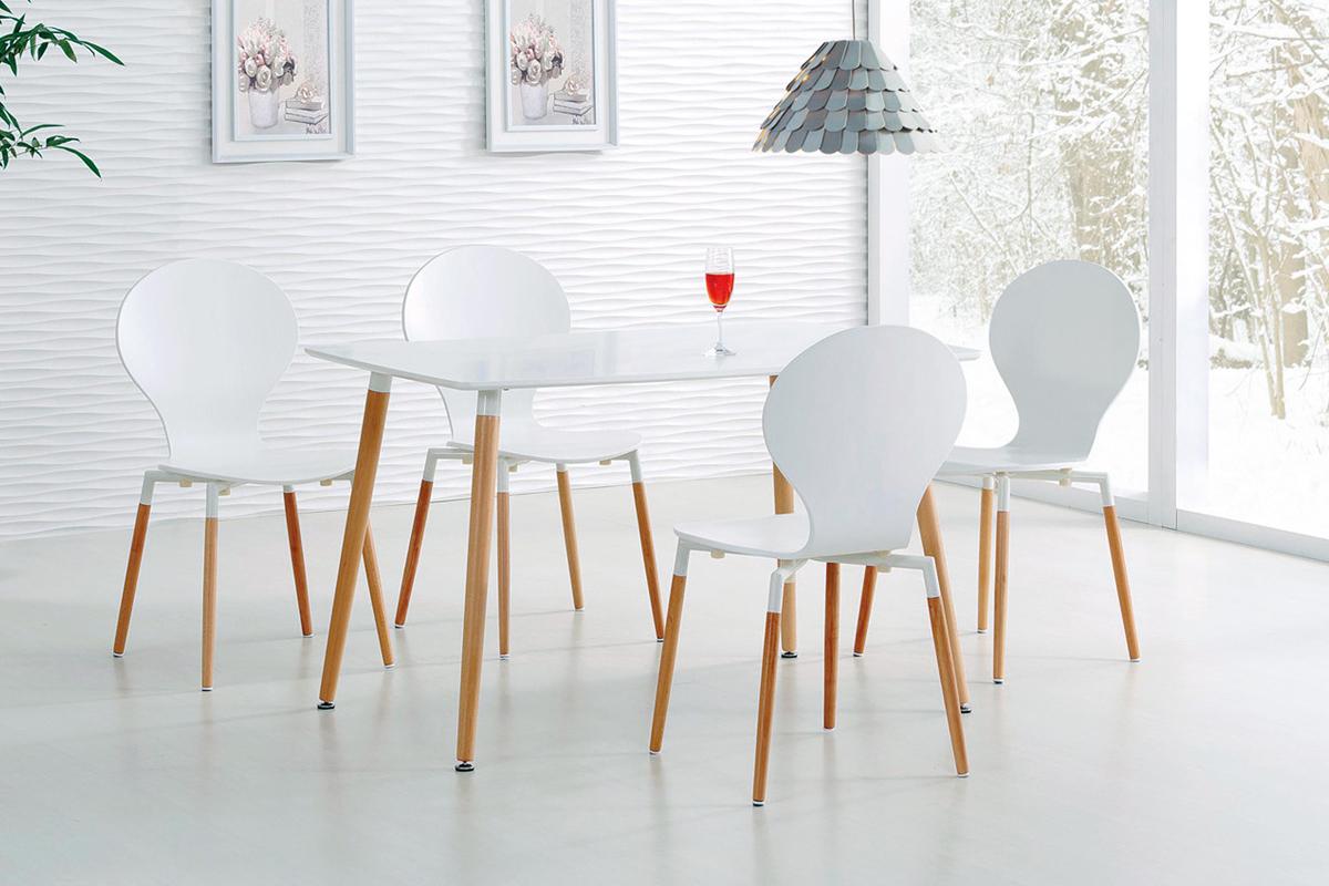 Enjoyable Modus Scandinavian Dining Table Cjindustries Chair Design For Home Cjindustriesco
