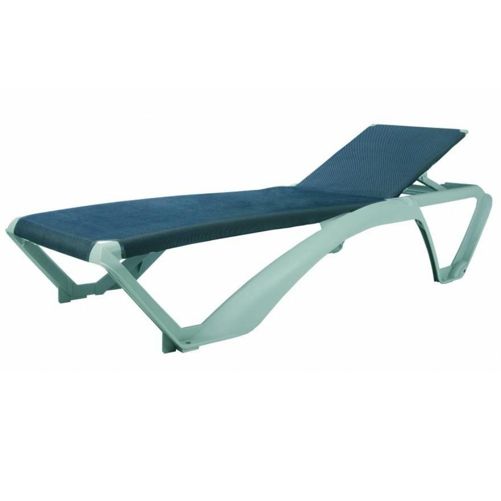 Manuela Blue Deckchair