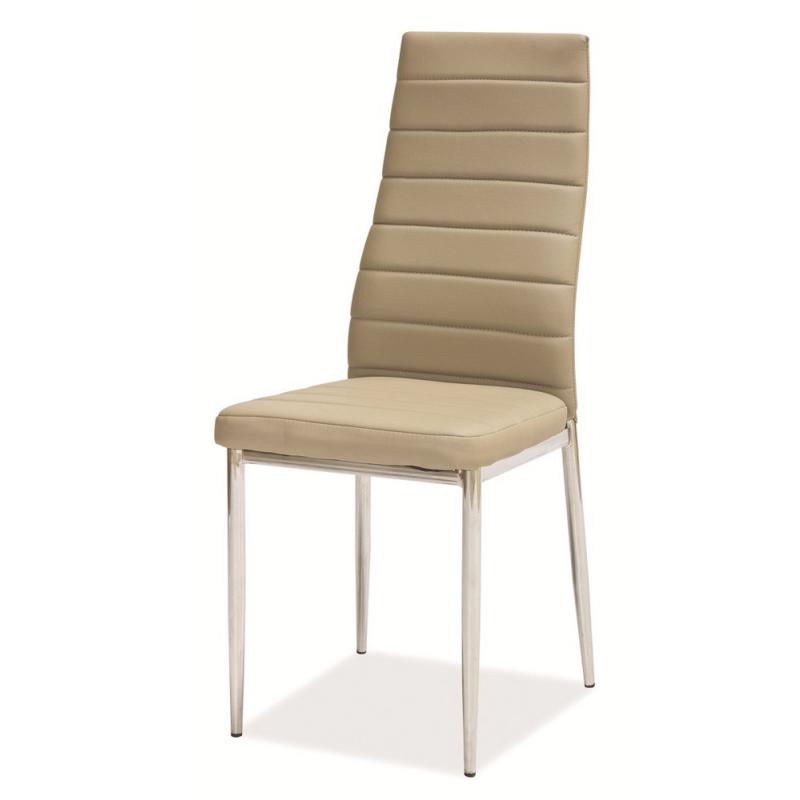 Lastad Uno Upholstered Beige Chair