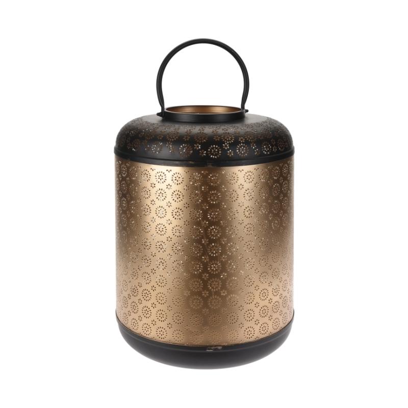 Glimmer Metal Lantern 42 vm