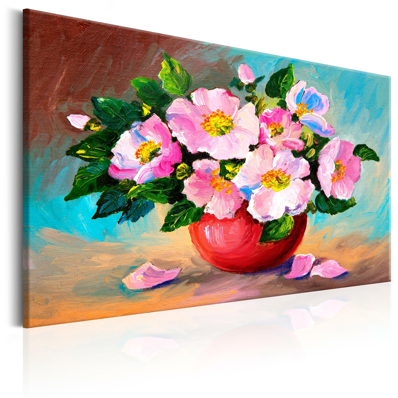 SPRING FLOWERS - Hand-painted Artwork