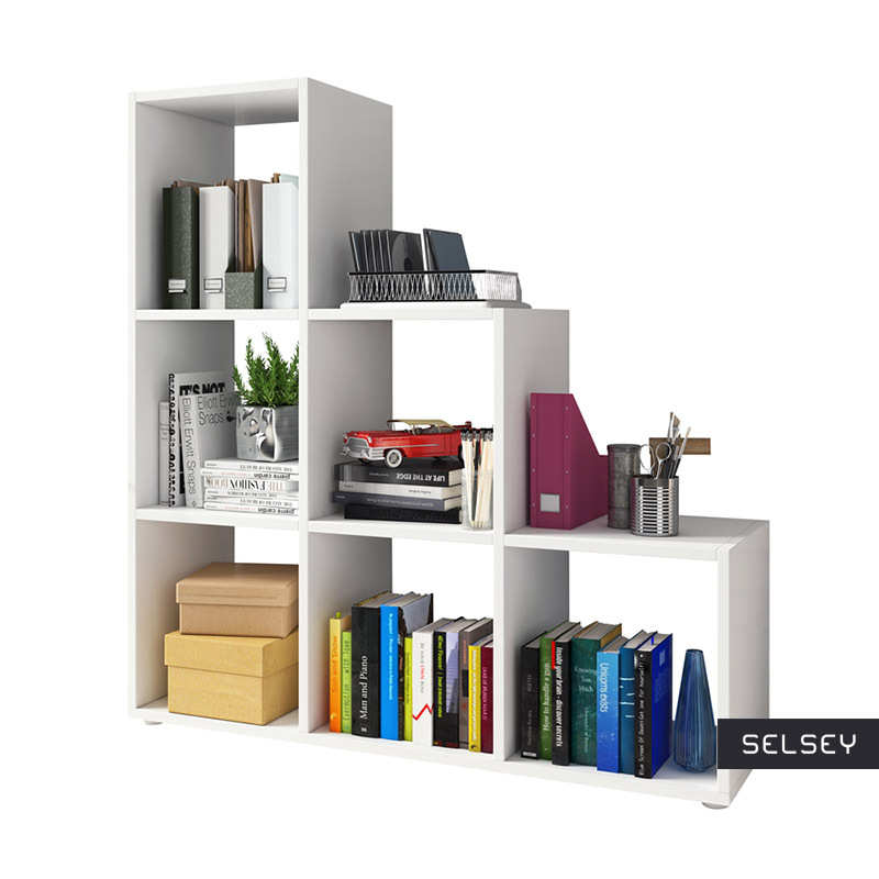 Kassi 3x3 Bookcase
