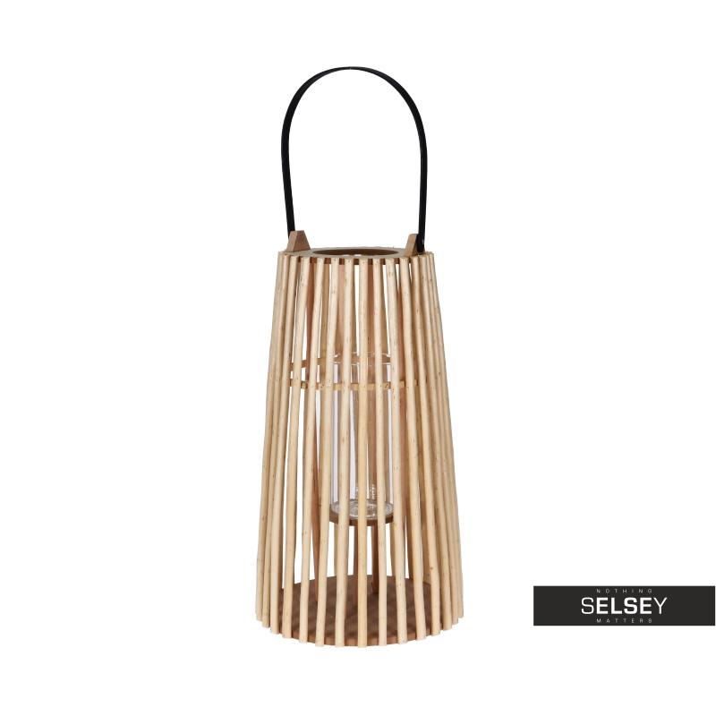 Wicker Lantern 48 cm