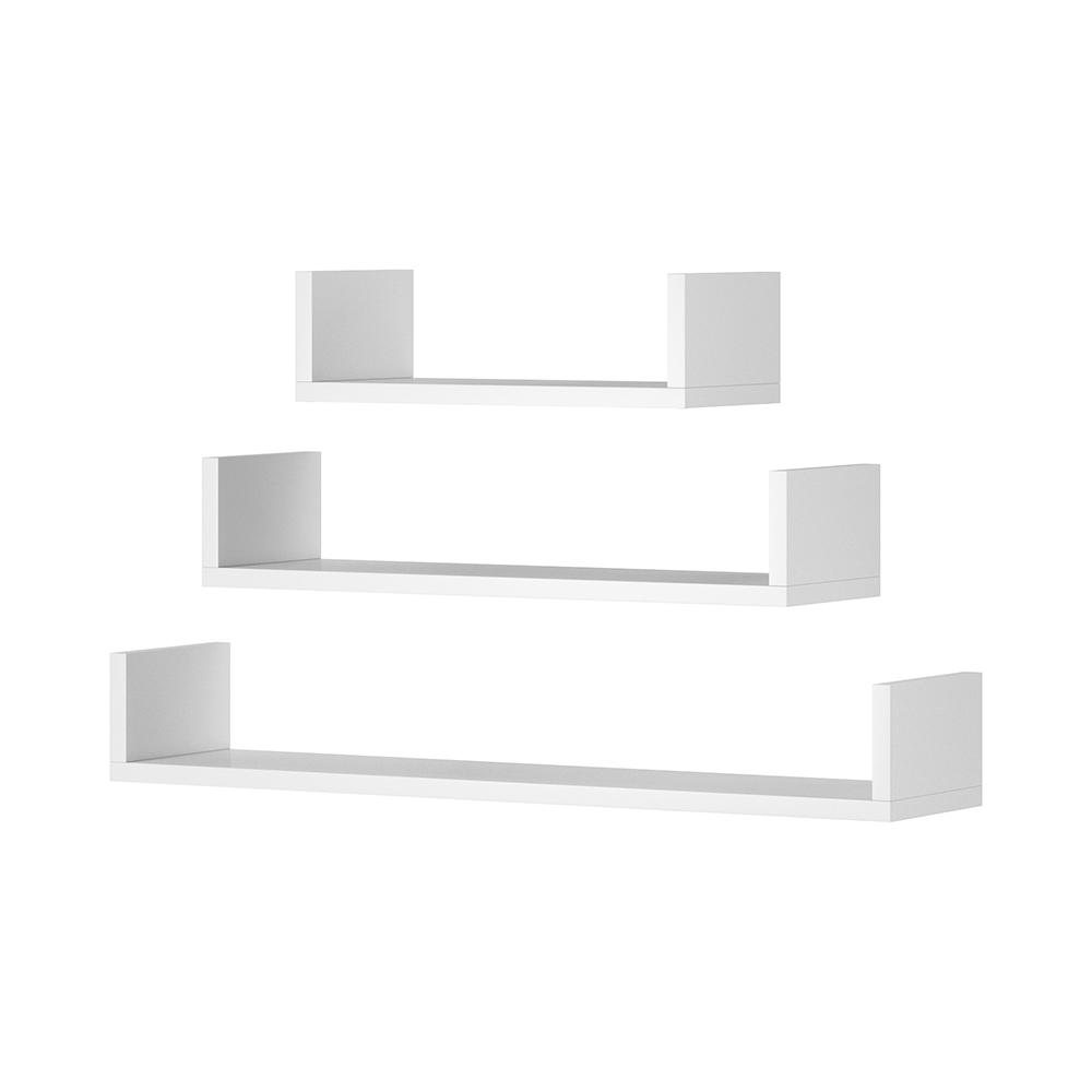 Kassi 3-piece Floating Shelf Set