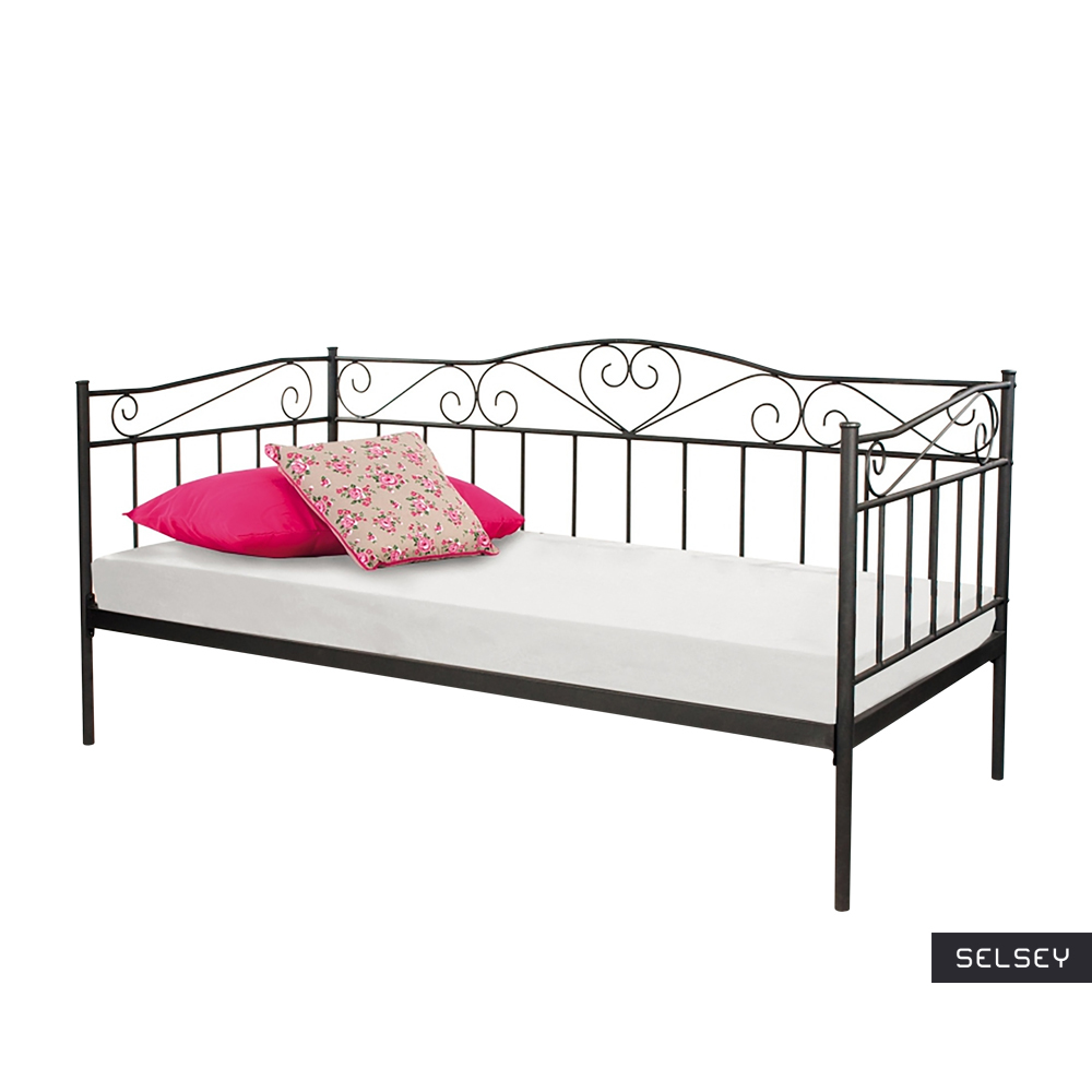 Laos Decorative Metal Bed
