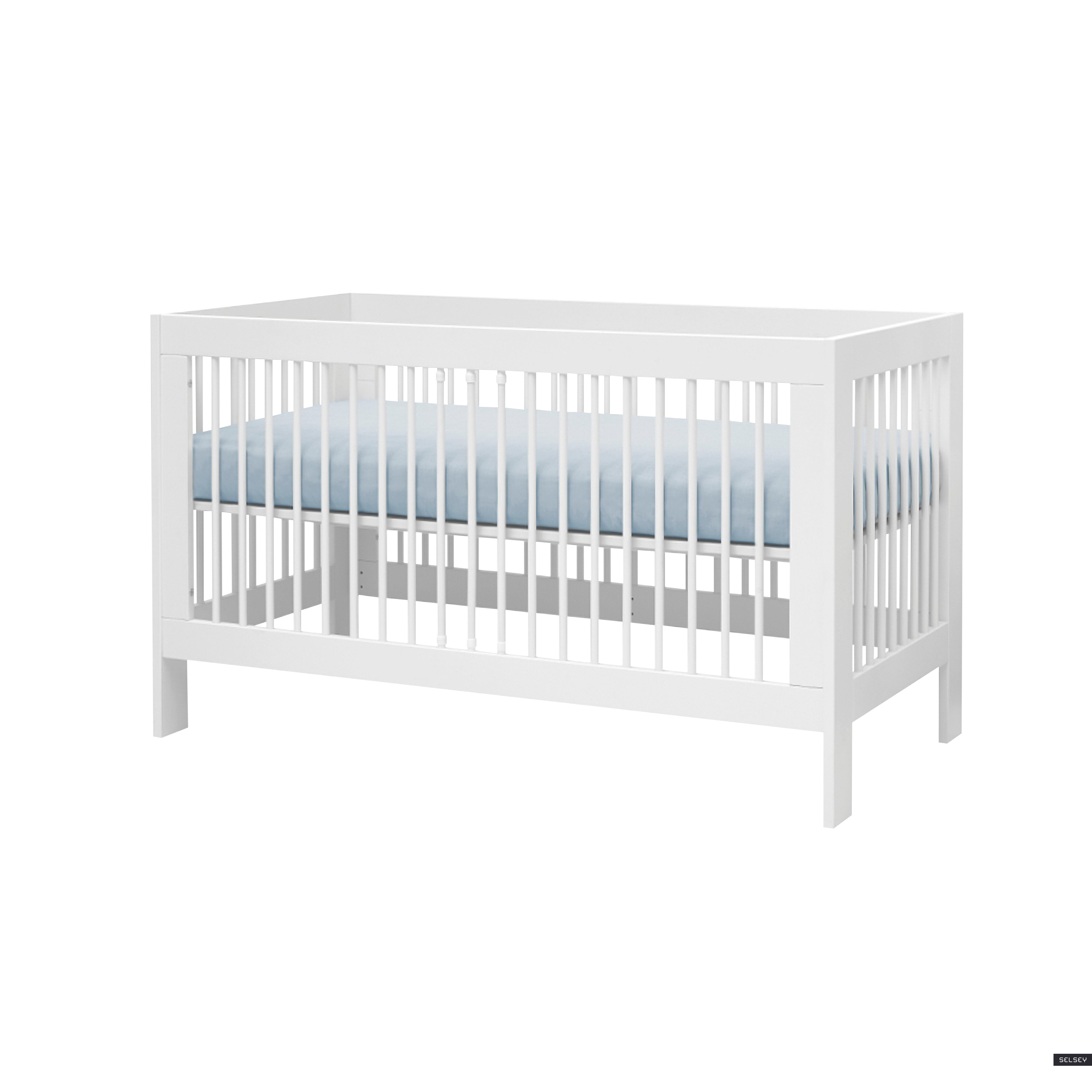 Basic Cot Bed 140 x 70 cm