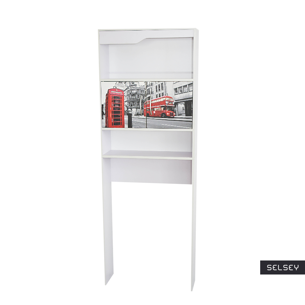 Camos London Bathroom Storage Unit