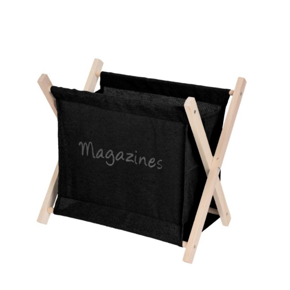 Hammock Black Magazine Holder