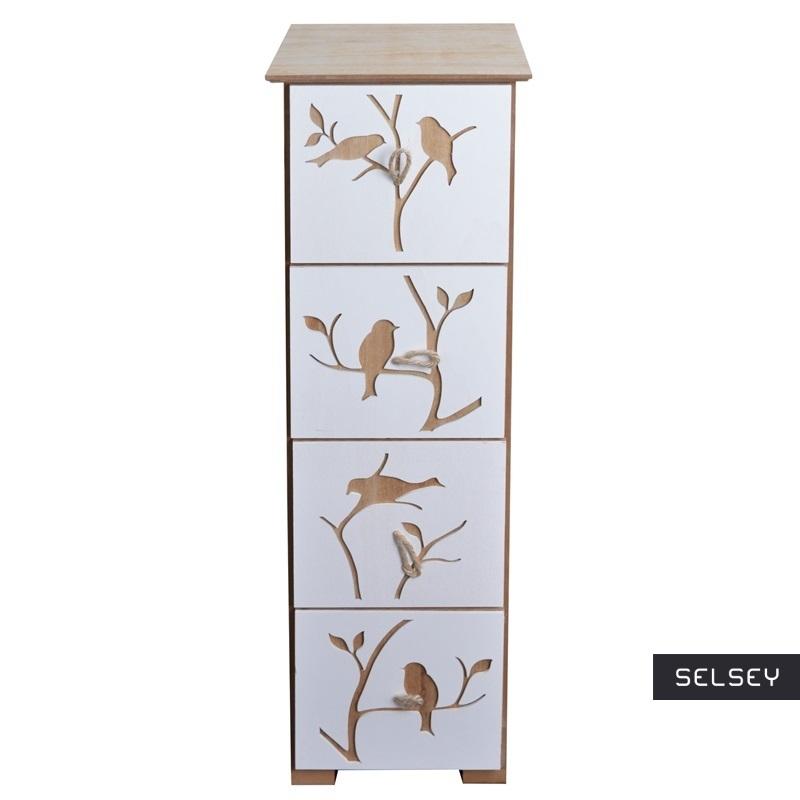 Birds Jewelery Storage