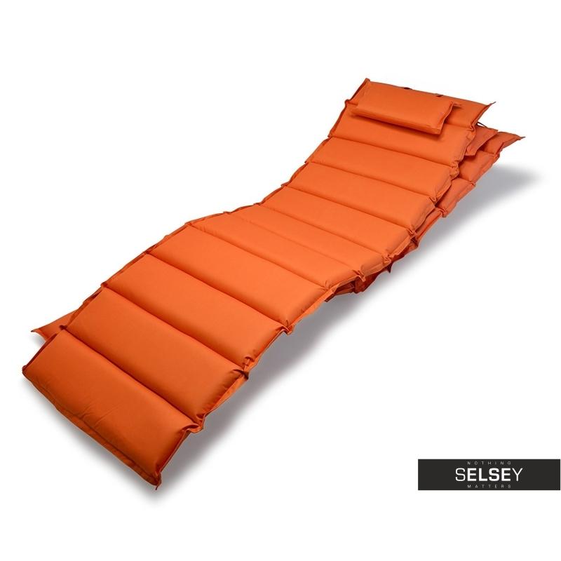 Dune Orange Outdoor Cushion