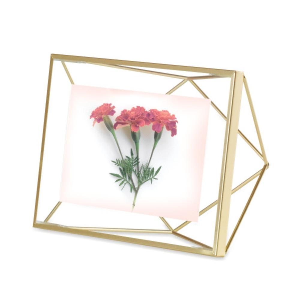 Enzori Golden Picture Frame 10x15 cm