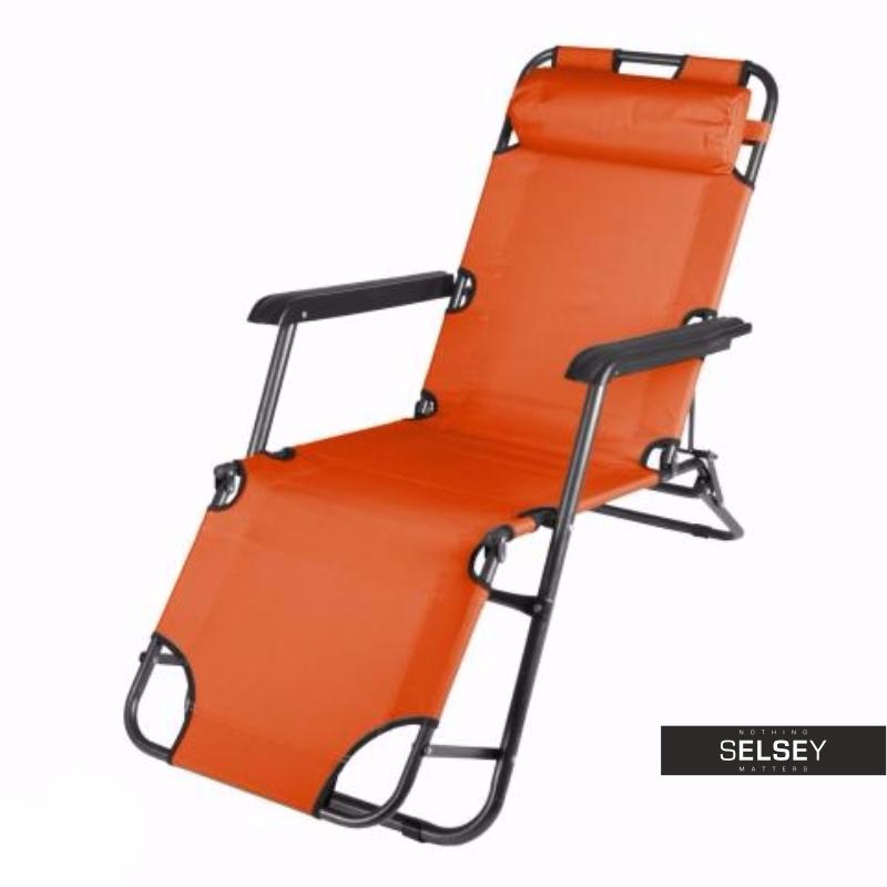 Playa Red Deckchair