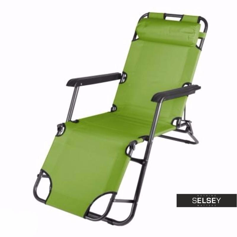 Playa Green Deckchair