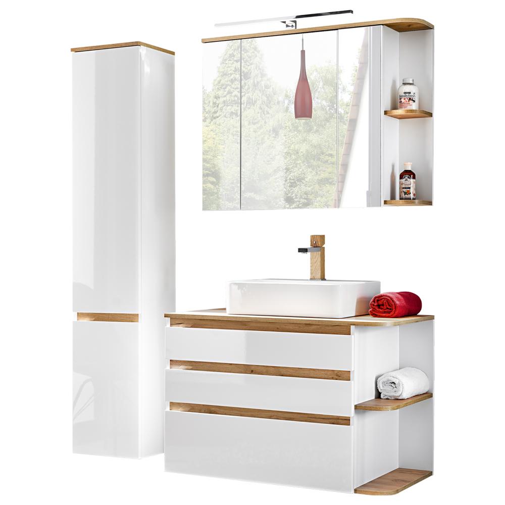 Tectorius Bathroom Set 90 cm