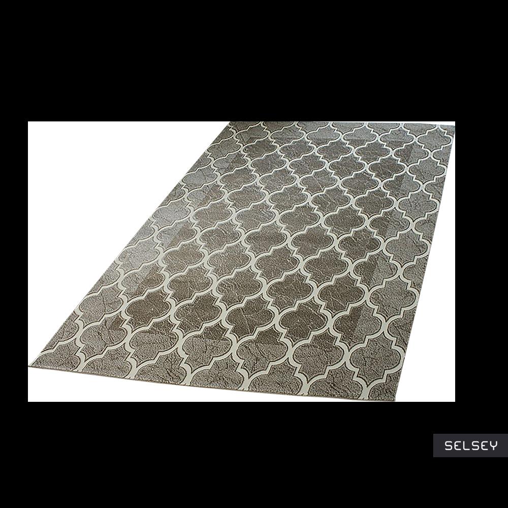 Morocco Clover Mix Taupe Carpet