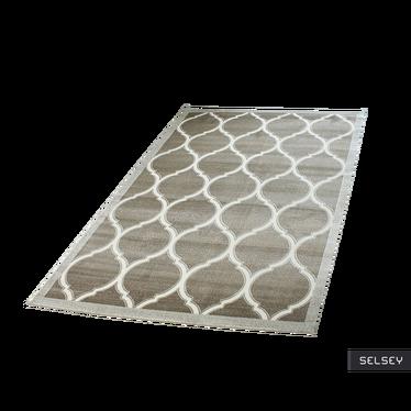 Morocco Clover Beige Carpet