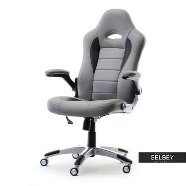 Racer III Grey Gaming Chair