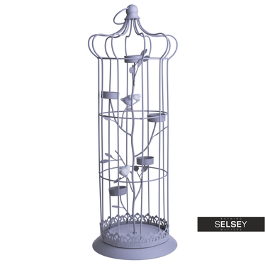 Bird Cage Large Candle Holder