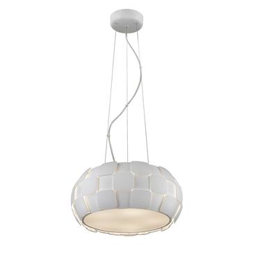 Urania II White Pending Lamp