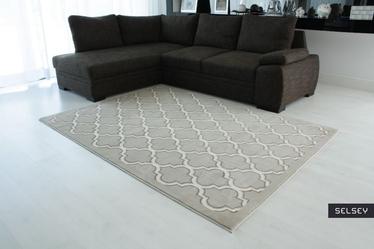 Morocco Clover Grey Carpet