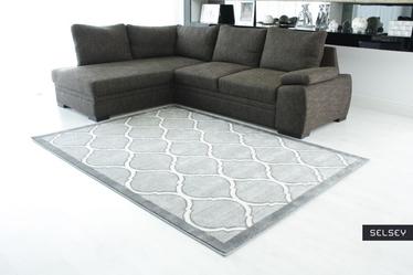 Morocco Clover Cloudy Grey Carpet