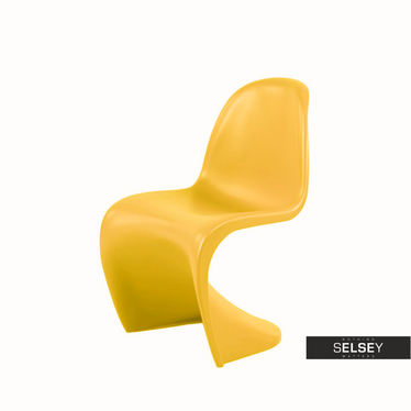 Balance Junior Yellow Chair for Kids