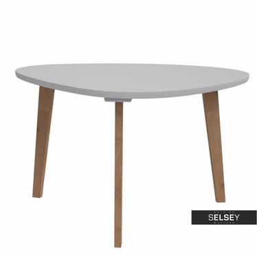 Norman Grey Triangular Coffee Table