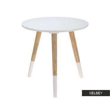 HAGA Coffee Table 41 cm White