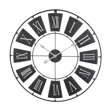 Benny Metal Wall Clock