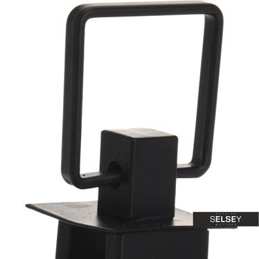 Lumiere Black Metal Lantern 13 cm