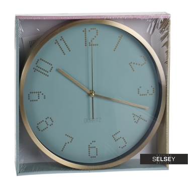 Pixel Cute Wall Clock