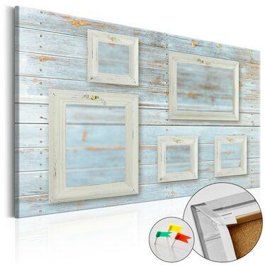 Retro Gallery Frames Pinboard