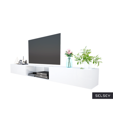 Leo Floating TV Stand 3x100 cm