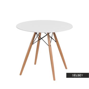 Delia Scandinavian Table 80 cm