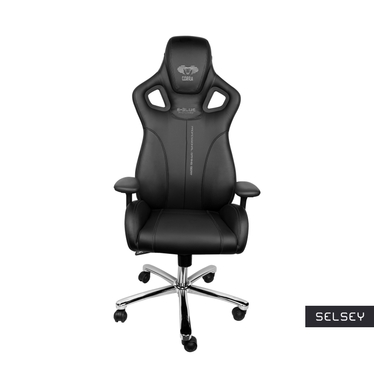 E-Blue Cobra Black Gaming Chair