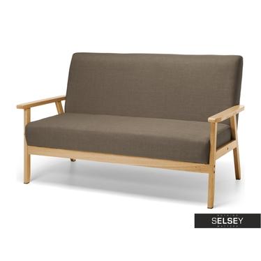Travis Vintage Grey Sofa