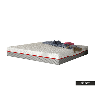 Novio Gel Pocket Spring Memory Foam Mattress