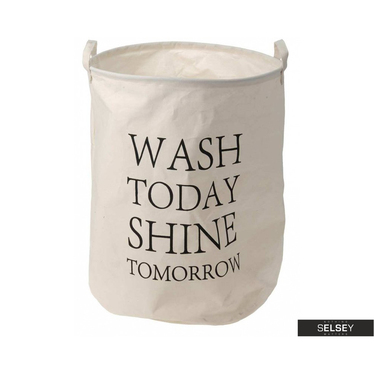 Shine Laundry Basket