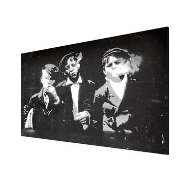 Good Boys Canvas Print 90x60 cm