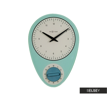 Henry Vintage Kitchen Wall Clock