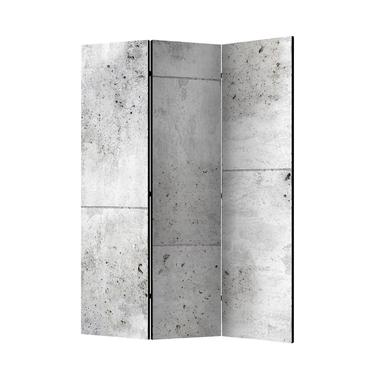 Tough Concrete 3 Piece Room Divider