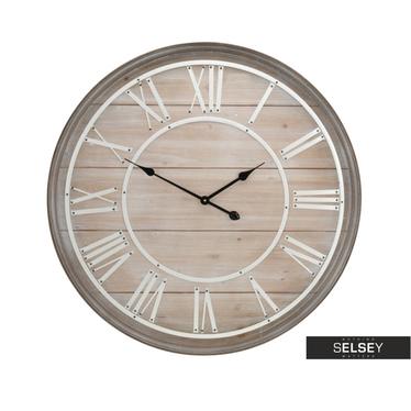 Moor Wooden Wall Clock