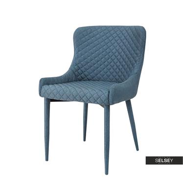 Livia Denim Dining Chair