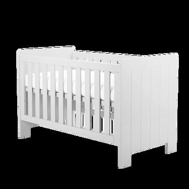 Calmo White Cot Bed 140x70 cm