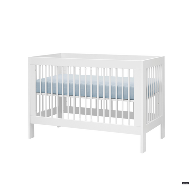 Basic Cot Bed 120x60 cm