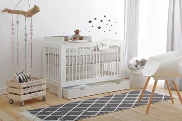 Basic Cot Bed 140 x 70 cm