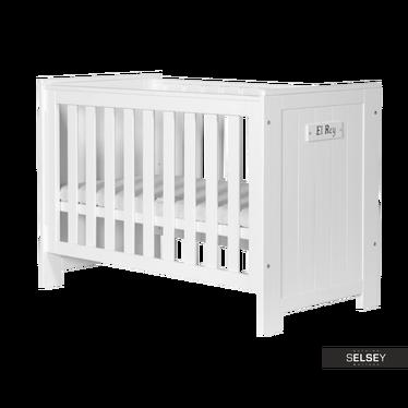 Barcelona Baby Cot Bed 120x60 cm