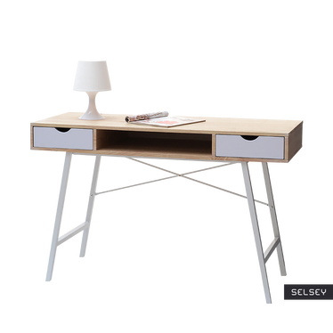 Gavle Scandinavian Computer Desk